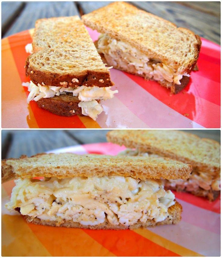 Healthy Breakfast Sandwich Ideas  14 best Breakfast images on Pinterest
