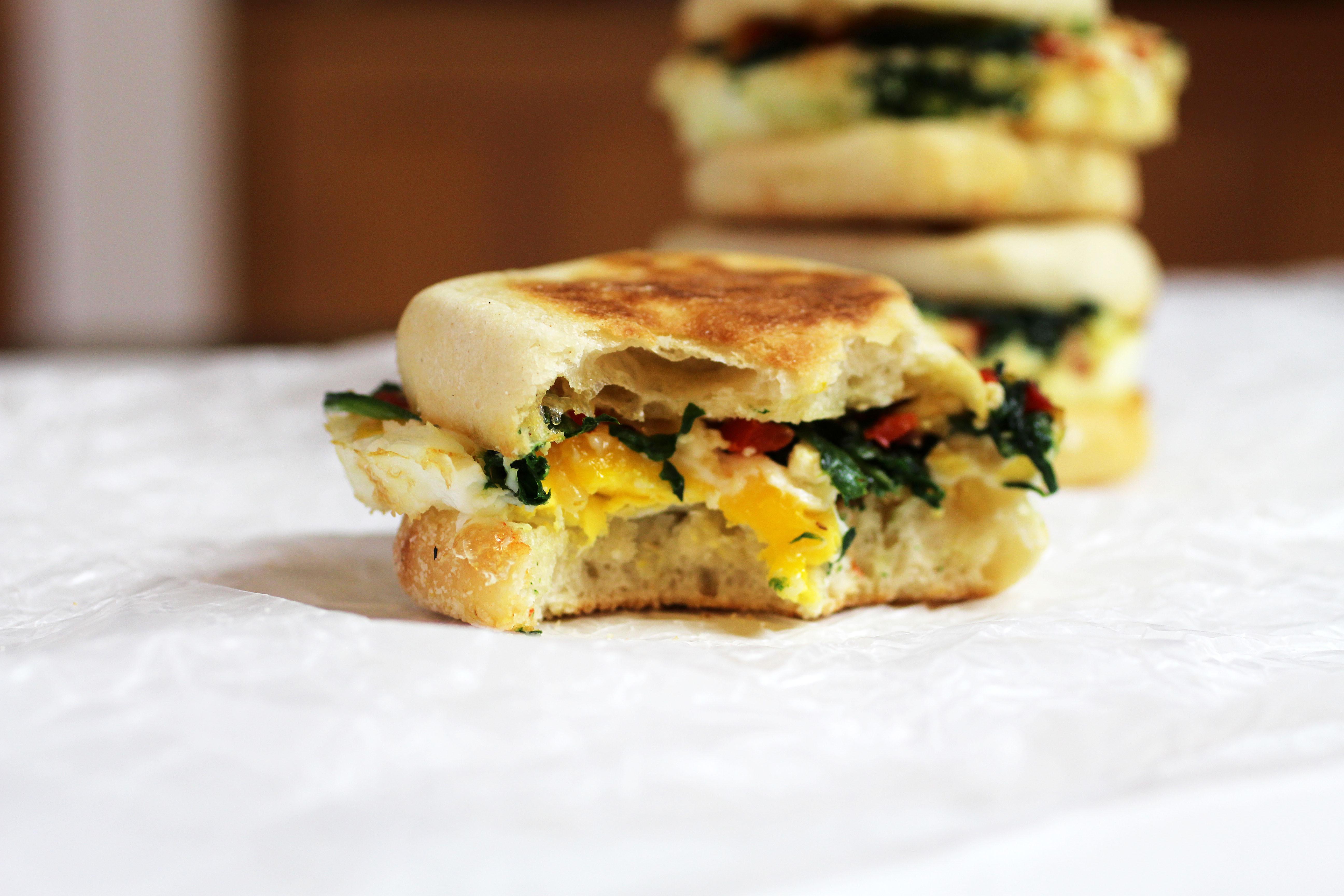 Healthy Breakfast Sandwich Ideas  5 Breakfast Sandwiches Under 400 Calories