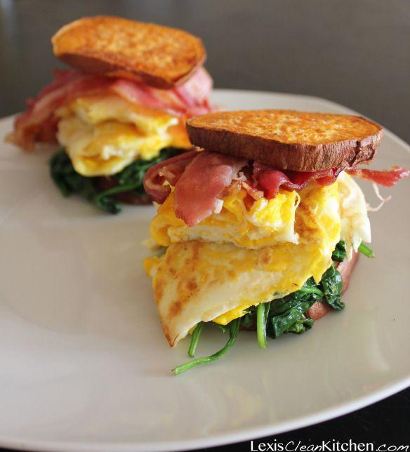 Healthy Breakfast Sandwich Ideas  Top 25 ideas about Paleo Egg Recipes on Pinterest
