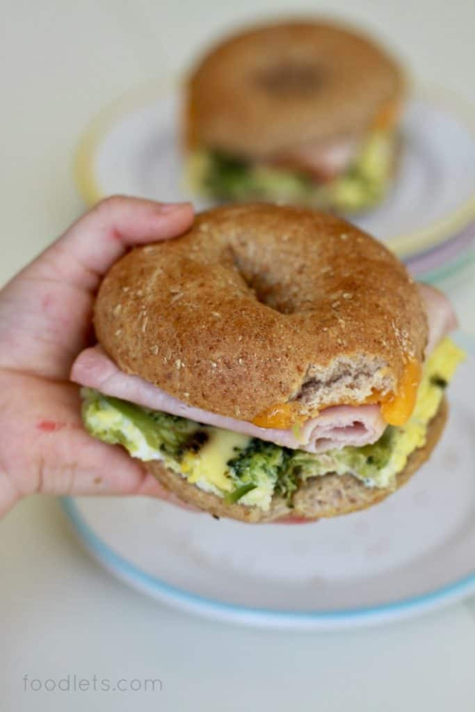 Healthy Breakfast Sandwiches  The Make Ahead Healthy Breakfast Recipe for Busy School Days