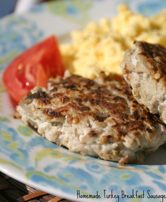 Healthy Breakfast Sausage  healthy breakfast sausage recipe