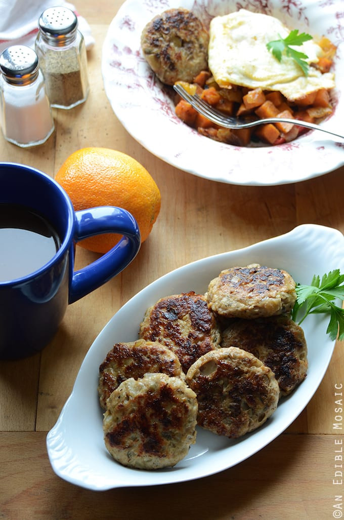 Healthy Breakfast Sausage Recipe  30 Healthy Breakfast Recipes for Christmas Morning The
