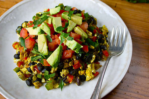 Healthy Breakfast Scramble  15 Healthy Breakfast Recipe Ideas