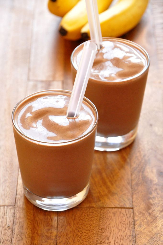 Healthy Breakfast Shake  Creamy Chocolate Breakfast Shake Recipe