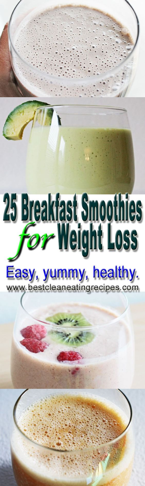 Healthy Breakfast Shakes To Lose Weight  How To Burn Fat Stomach