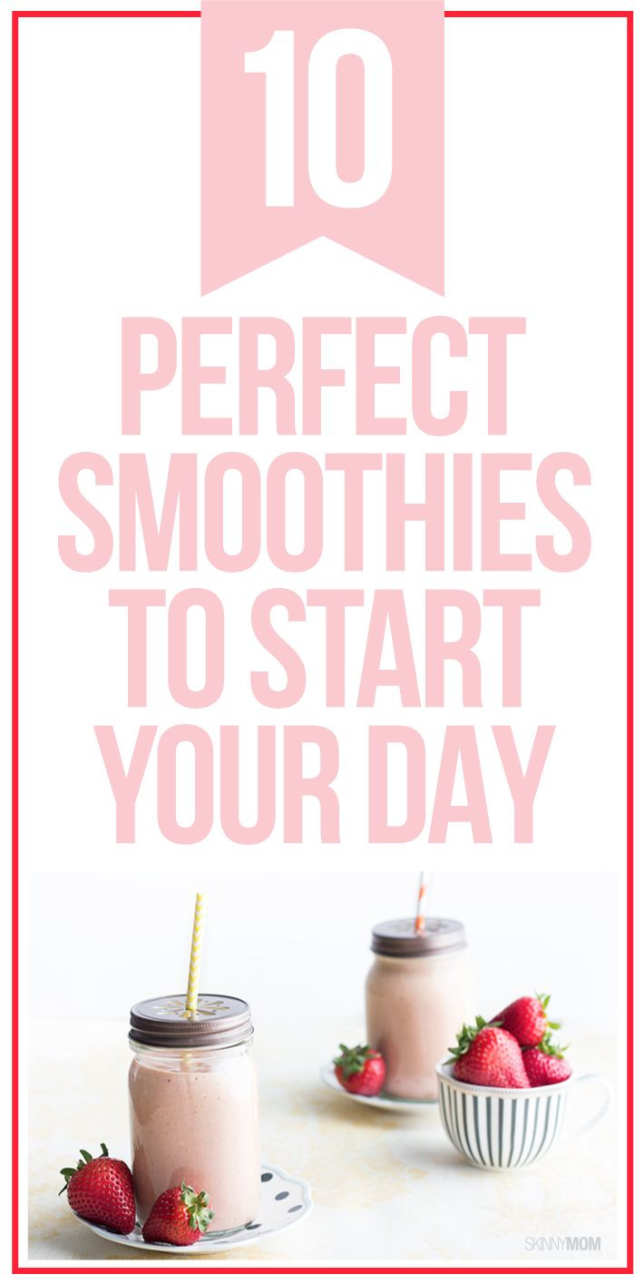 Healthy Breakfast Shakes To Lose Weight  10 Breakfast Smoothies to Help You Lose Weight
