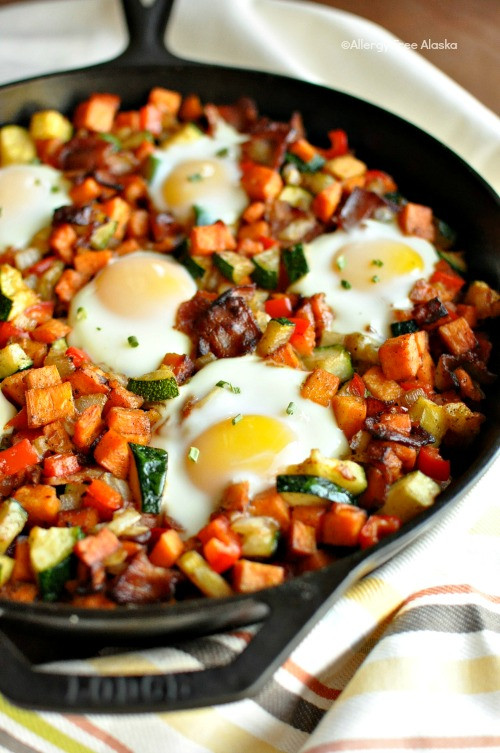 Healthy Breakfast Skillet  50 e Skillet Dinners Country Cleaver