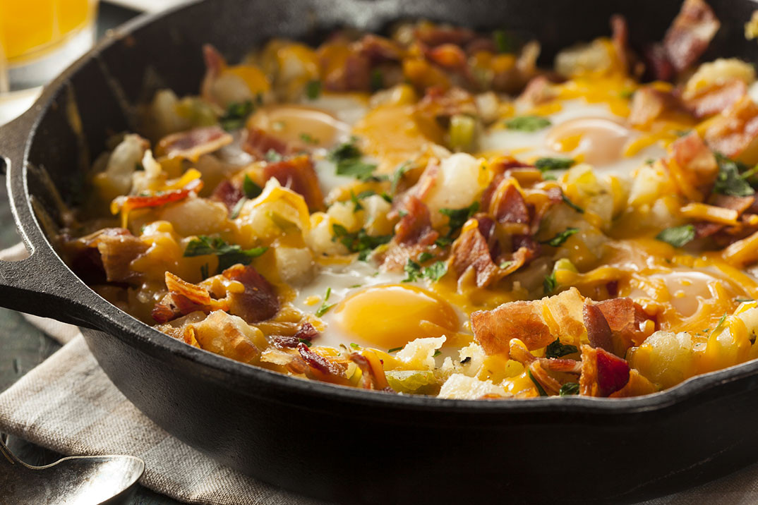 Healthy Breakfast Skillet  Breakfast Skillet Recipe