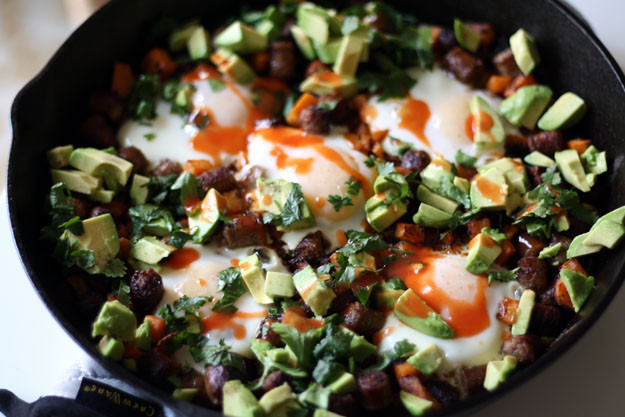 Healthy Breakfast Skillet  Health Bent Food Worth Eating