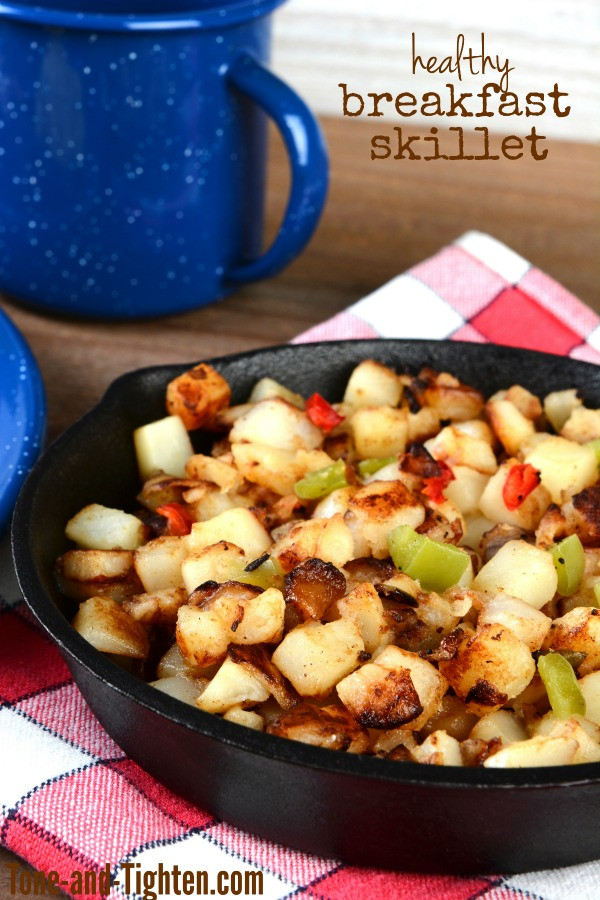 Healthy Breakfast Skillet  Healthy Breakfast Skillet