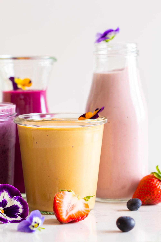Healthy Breakfast Smoothie Recipes  6 Healthy Breakfast Smoothies Green Healthy Cooking