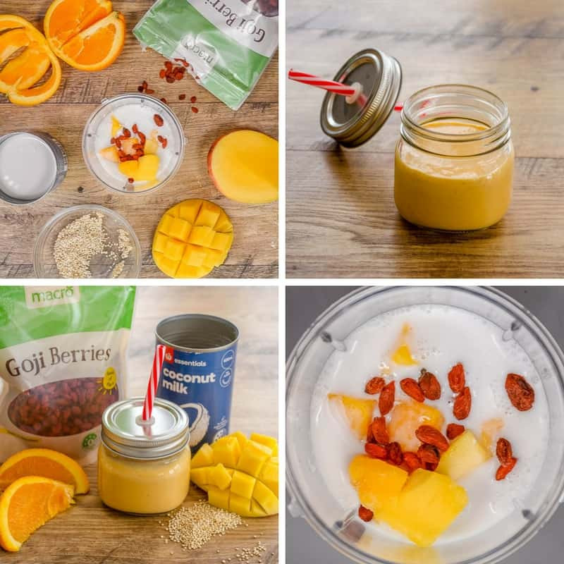 Healthy Breakfast Smoothies For Kids  Healthy Fruit Breakfast Smoothies For Kids Kid Approved