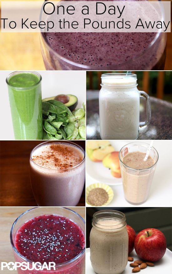 Healthy Breakfast Smoothies For Weight Loss  10 Breakfast Smoothies That Will Help You Lose Weight