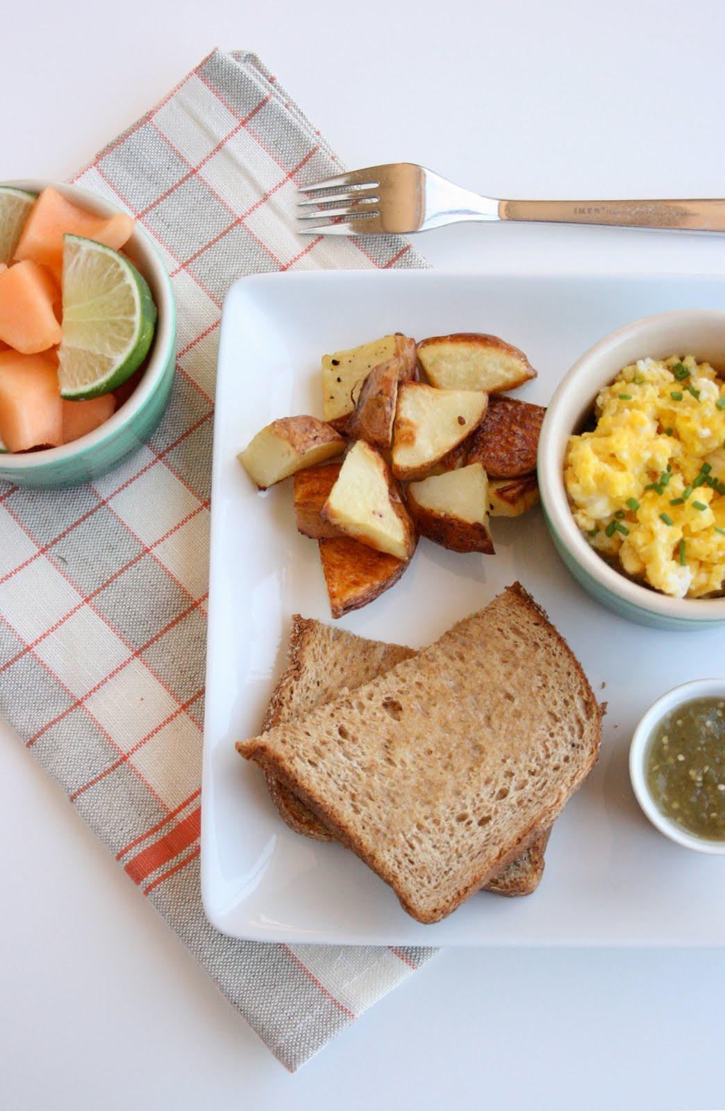 Healthy Breakfast Snacks  Healthy Breakfast Ideas For The fice