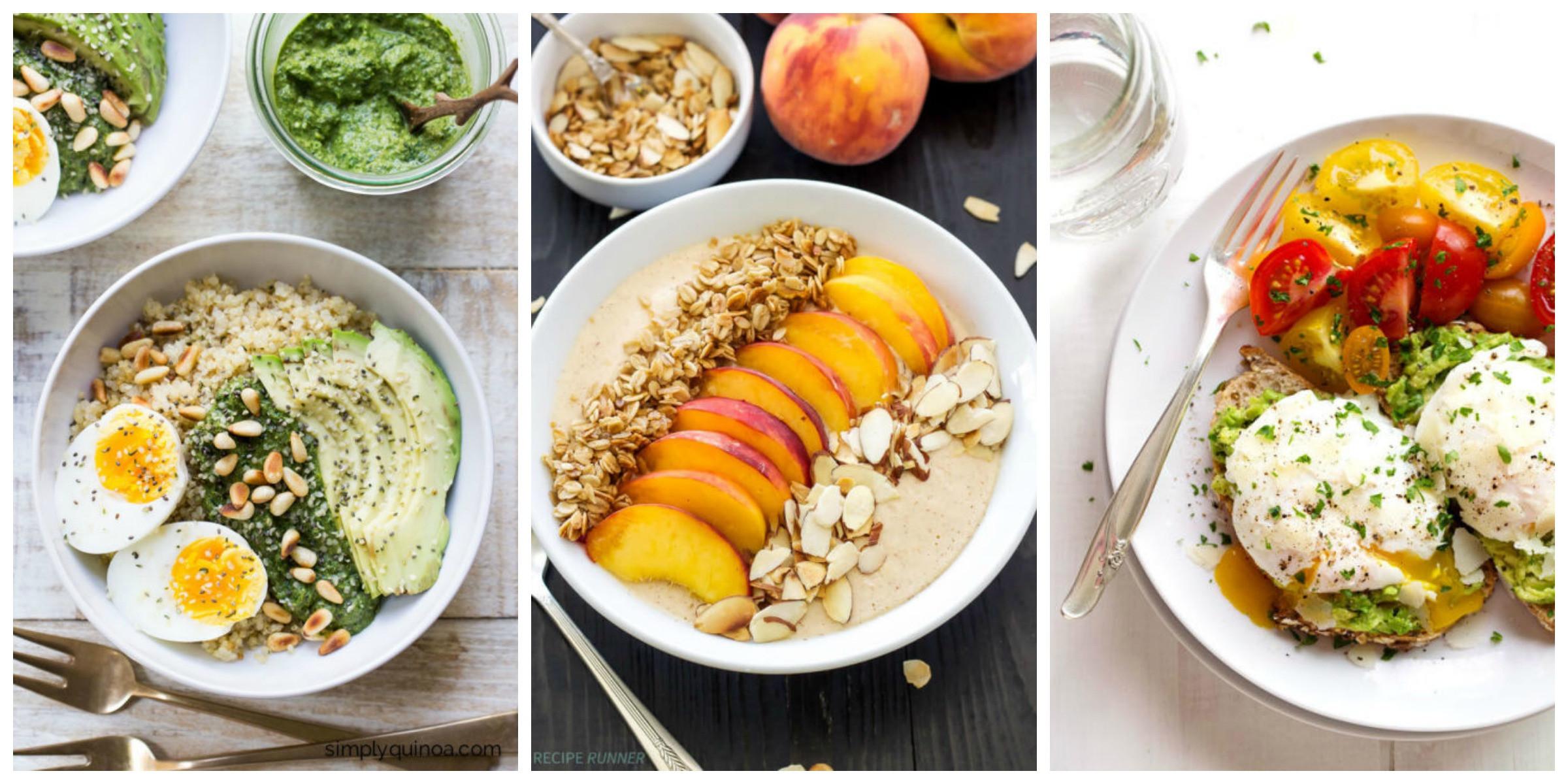 Healthy Breakfast Snacks  20 Best Healthy Breakfast Food Ideas Recipes for Healthy
