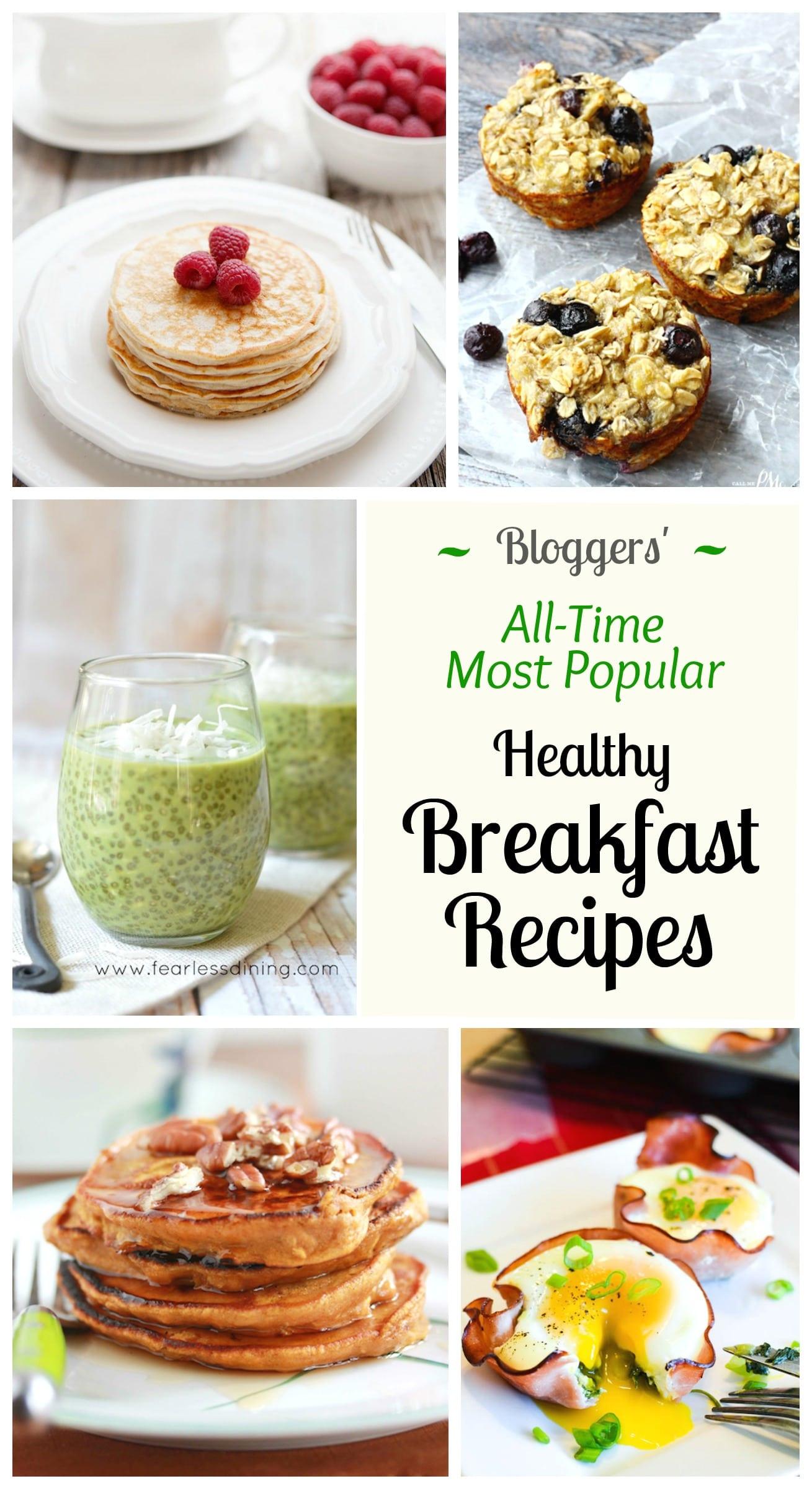 Healthy Breakfast Snacks  11 of the All Time Best Healthy Breakfast Ideas Two
