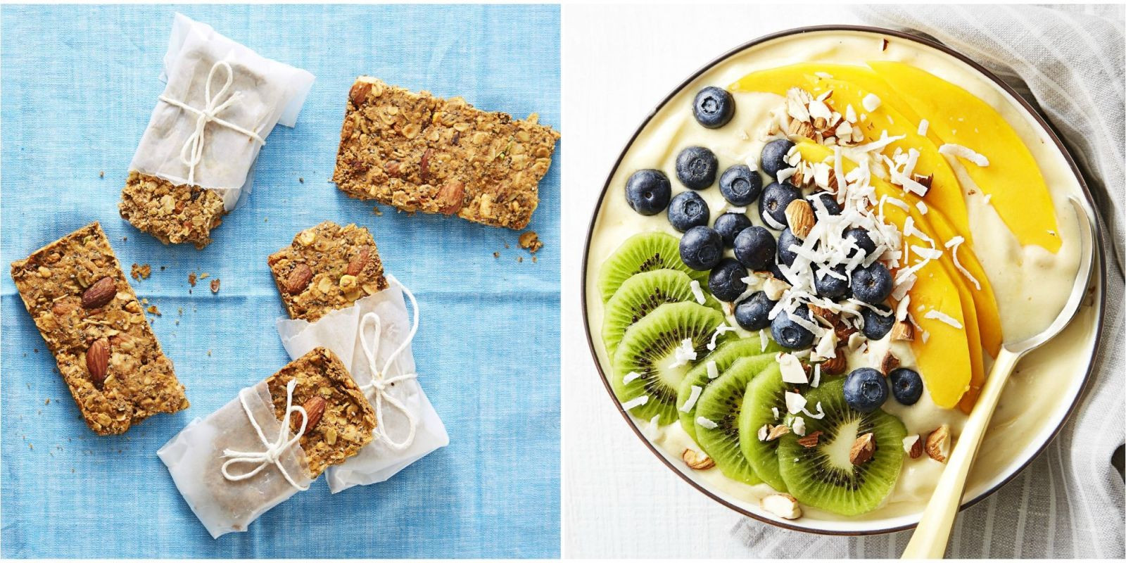 Healthy Breakfast Snacks  48 Easy Healthy Breakfast Ideas Recipes for Quick and