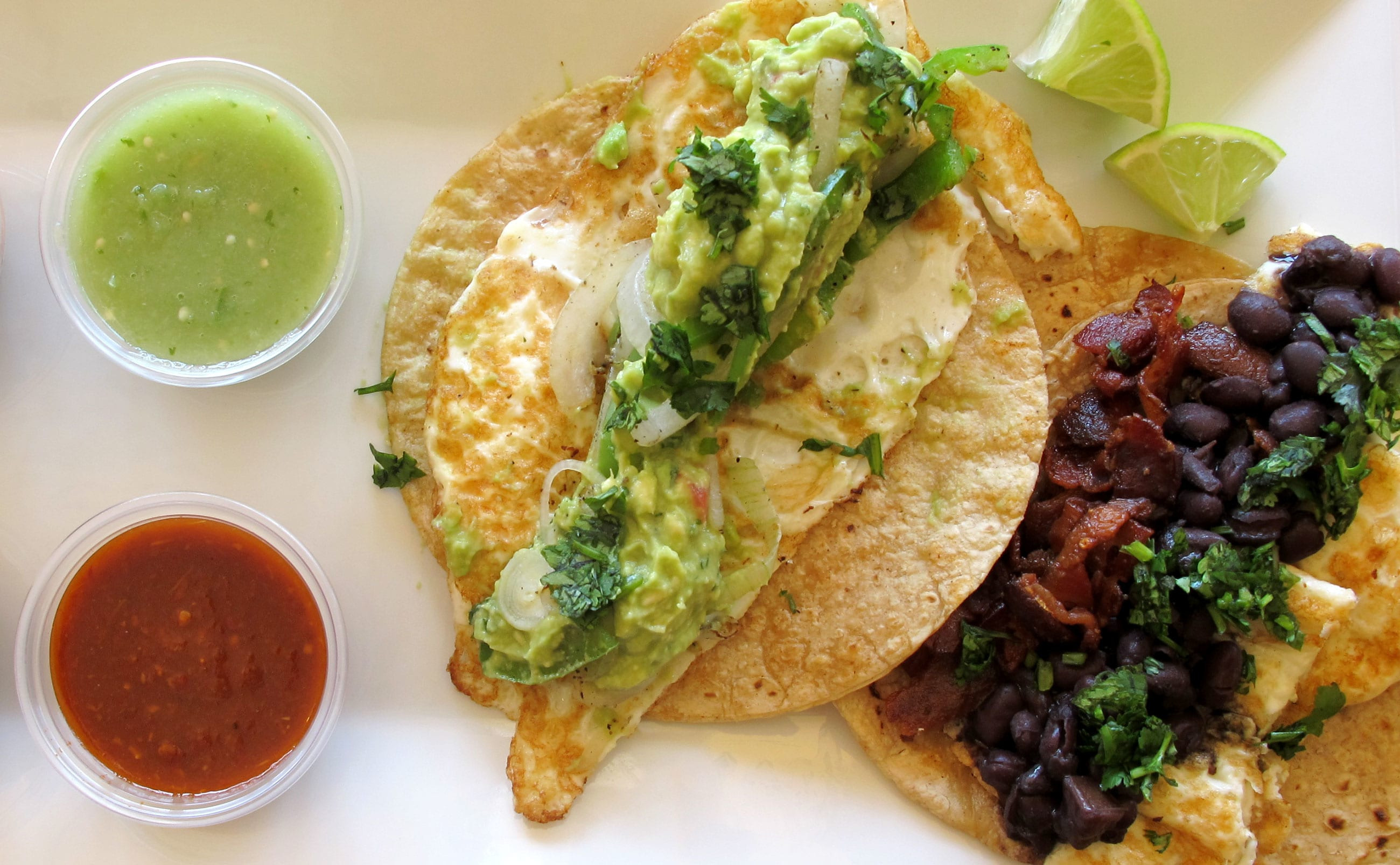 Healthy Breakfast Tacos  40 Eats D C 's most essential dishes of 2015