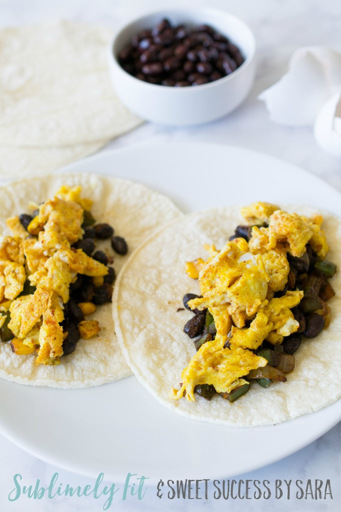 Healthy Breakfast Tacos Recipe  Healthy Breakfast Tacos Gluten Free Dairy Free