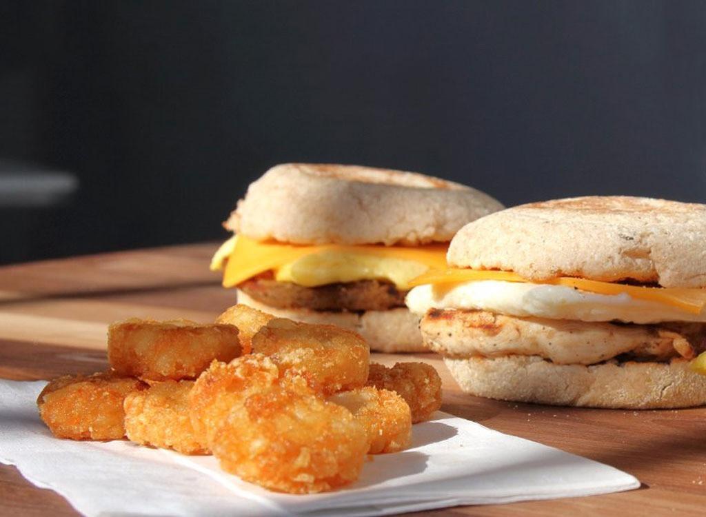 Healthy Breakfast Takeout  12 Healthy Fast Food Breakfasts Under 360 Calories