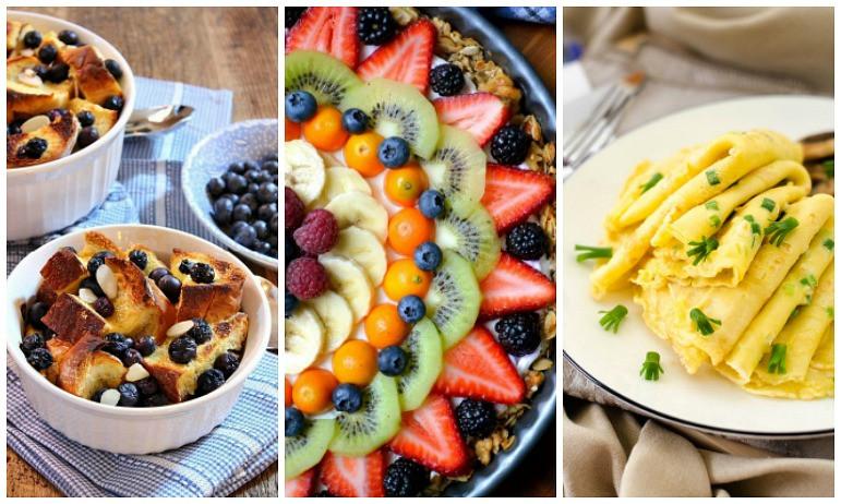 Healthy Breakfast That Keeps You Full  Healthy Breakfast Recipes That Will Keep You Full for Hours