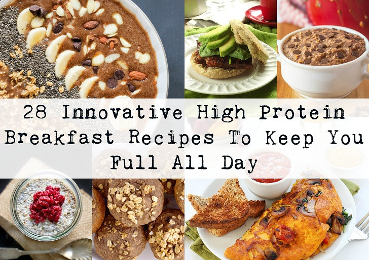 Healthy Breakfast That Keeps You Full  9 Reasons Why You Should Eat Breakfast Every Day 10