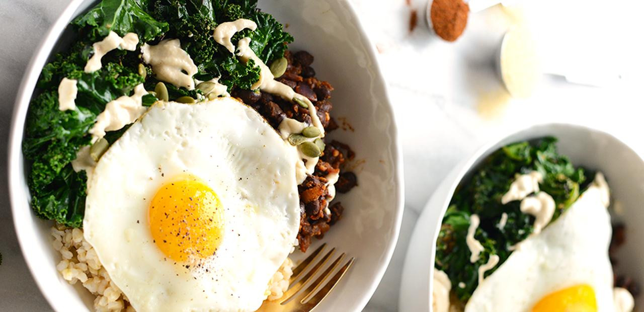 Healthy Breakfast That Keeps You Full  Healthy breakfast recipes that ll actually keep you full
