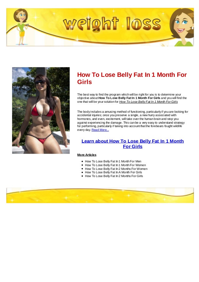 Healthy Breakfast To Lose Belly Fat  Healthy meals to lose weight in a week how to lose belly