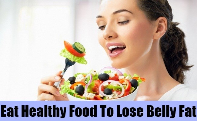 Healthy Breakfast To Lose Belly Fat  Home Remedy How To Lose Belly Fat In A Month Tips To