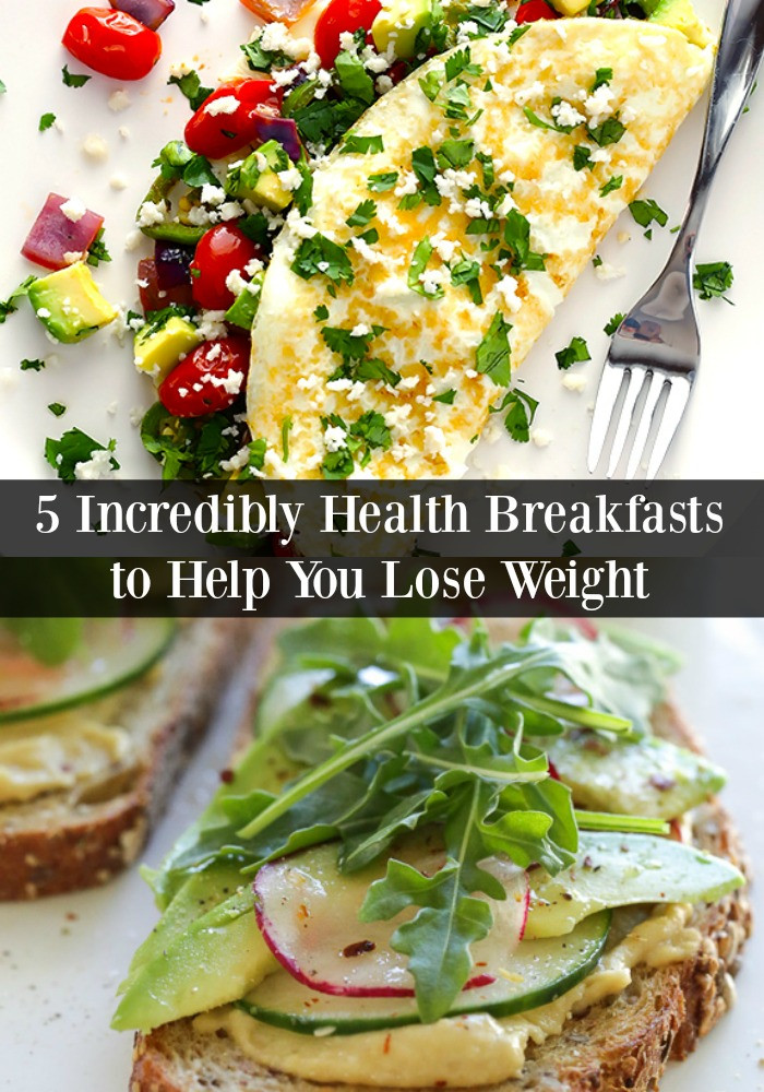 Healthy Breakfast To Lose Weight  5 Healthy Breakfasts to Help You Lose Weight SoFabFood