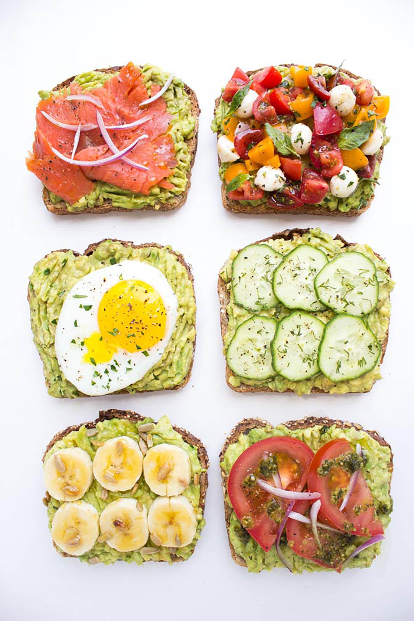 Healthy Breakfast Toast  5 Healthy & Deliciously Easy Breakfast Recipes Hello Fashion