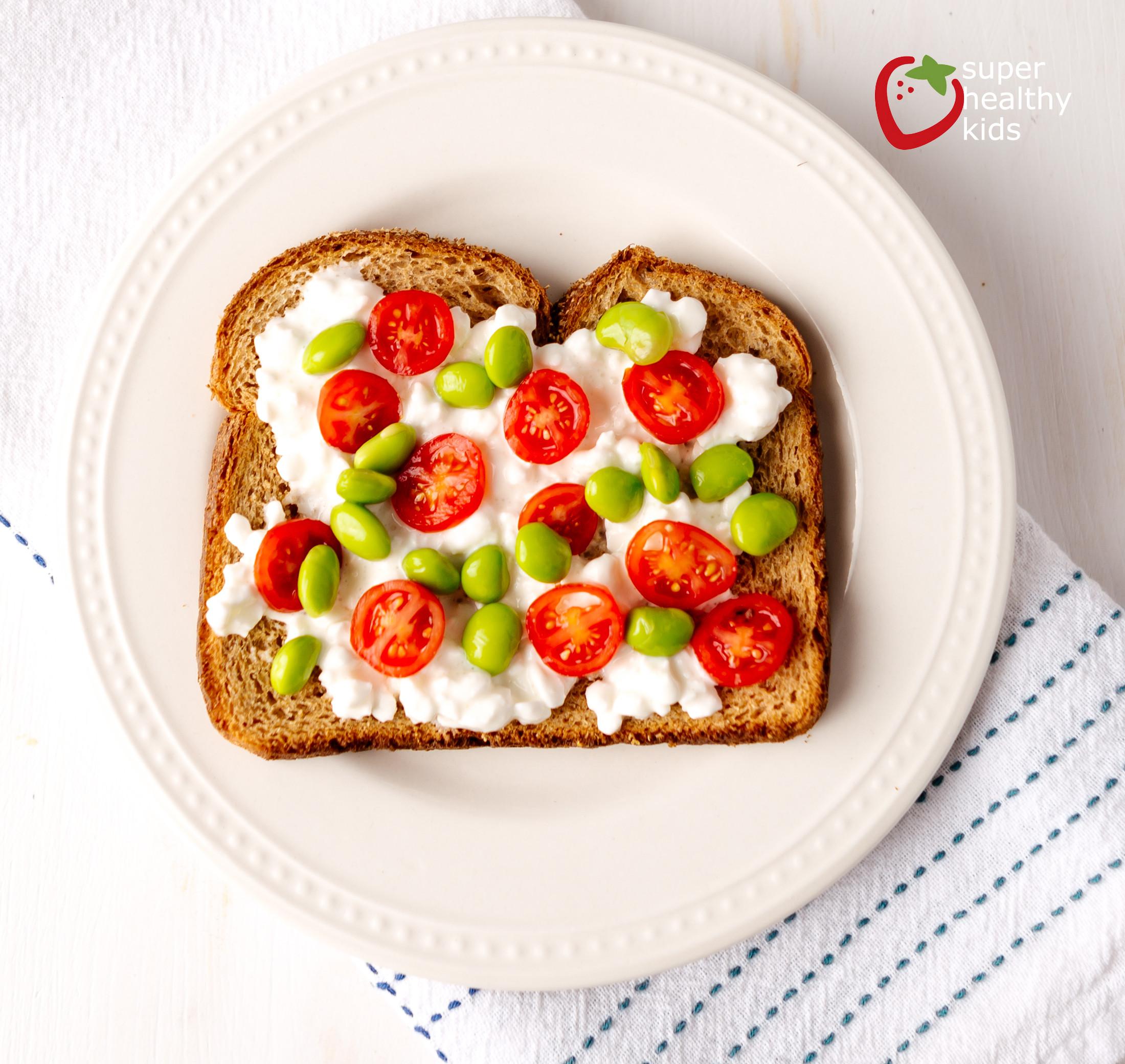 Healthy Breakfast Toast  Toast Toppings 25 Ideas for a Healthy Breakfast