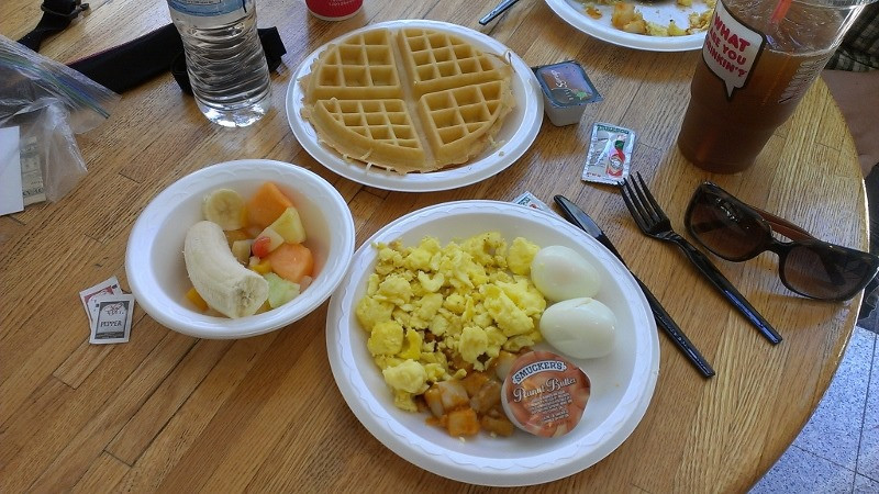 Healthy Breakfast Tucson  Running In Tucson