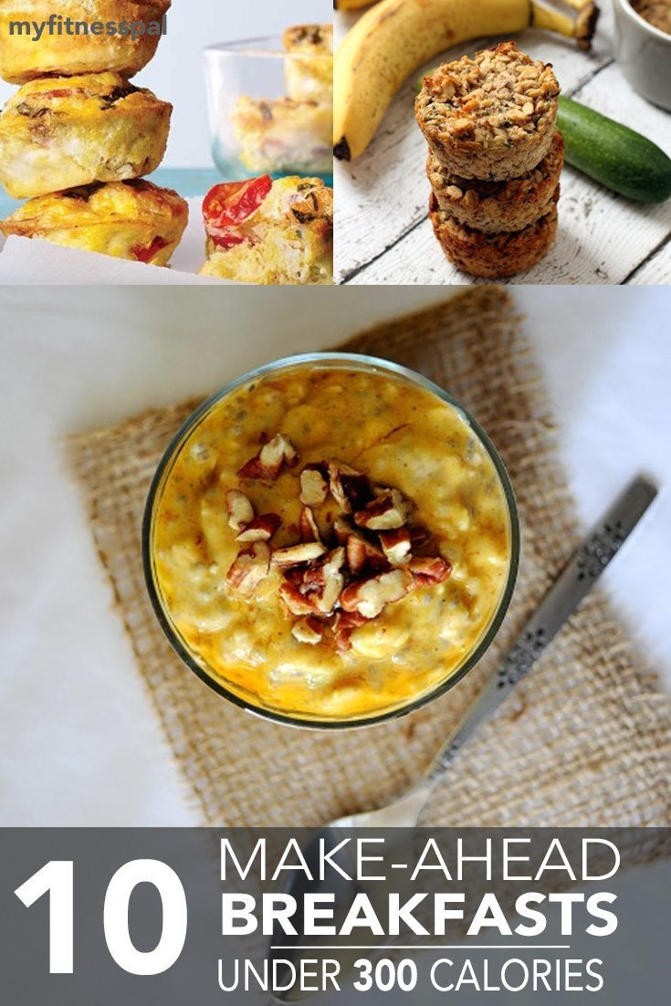 Healthy Breakfast Under 300 Calories  10 Make Ahead Breakfasts Under 300 Calories Under Armour