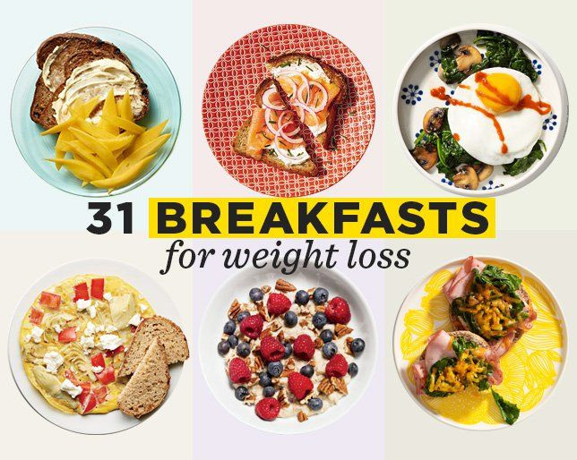 Healthy Breakfast Weight Loss  31 Healthy Breakfast Ideas That Will Promote Weight Loss