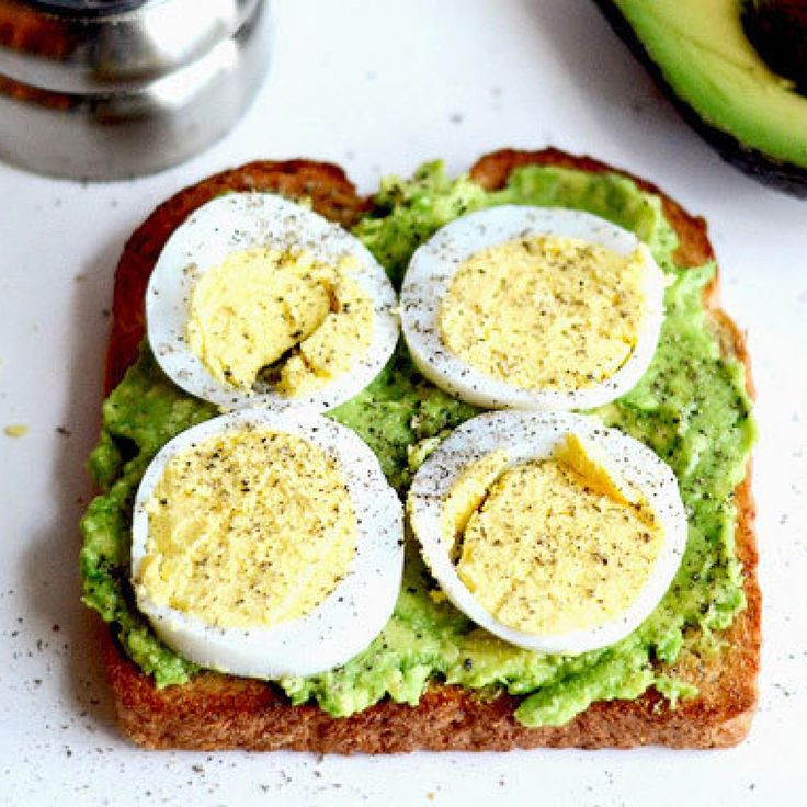 Healthy Breakfast With Boiled Eggs  25 best ideas about Healthy snacks on Pinterest