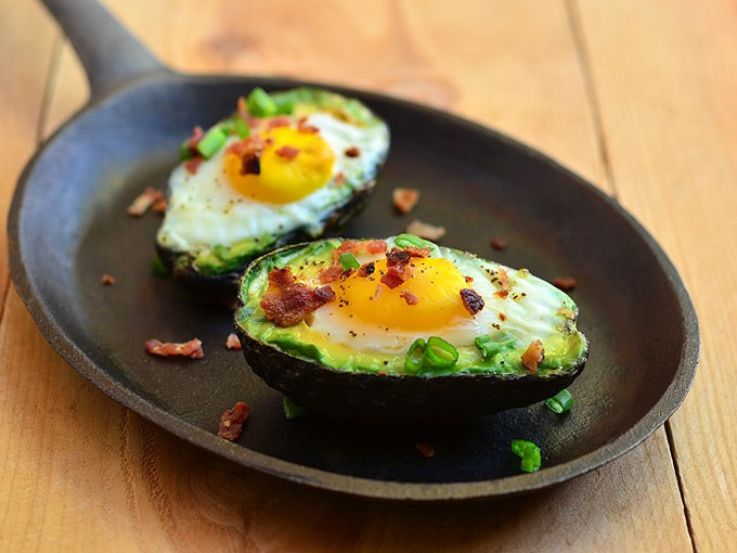 Healthy Breakfast With Eggs And Avocado  A Quick Creative and Fatigue Fighting Breakfast Avocado