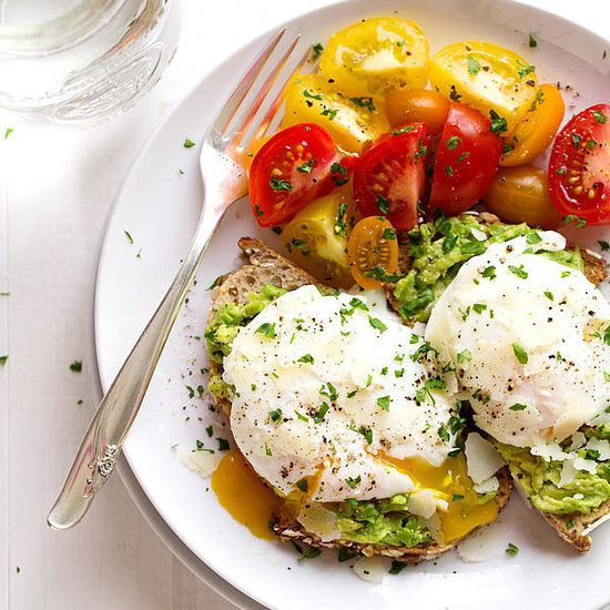 Healthy Breakfast With Eggs And Avocado  Best Lunch Recipes For Weight Loss