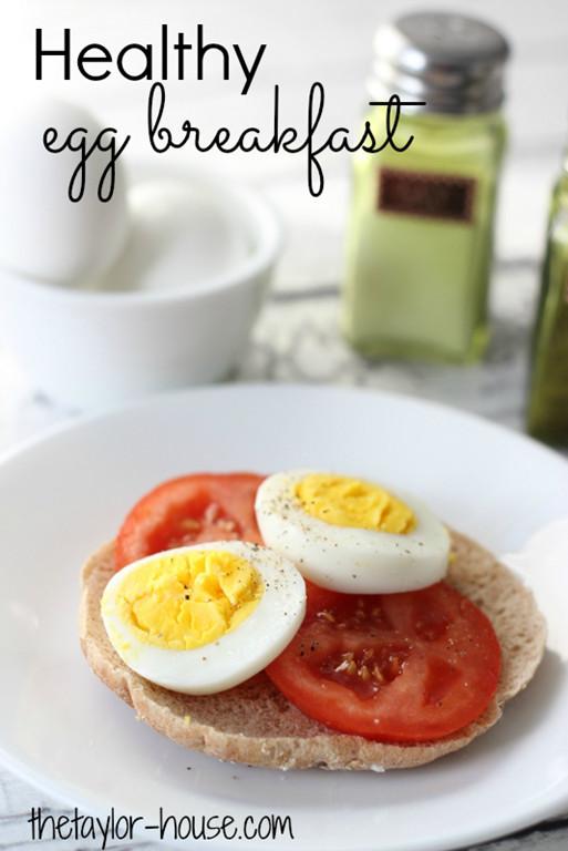 Healthy Breakfast Without Eggs  Healthy Egg Breakfast SimpleStart
