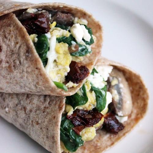 Healthy Breakfast Wrap Recipes  Healthy Recipe For Egg Wraps