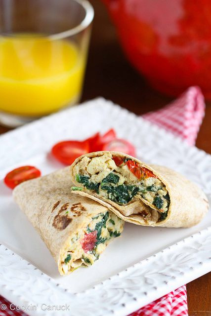Healthy Breakfast Wrap Recipes  Best 25 Healthy breakfast wraps ideas on Pinterest