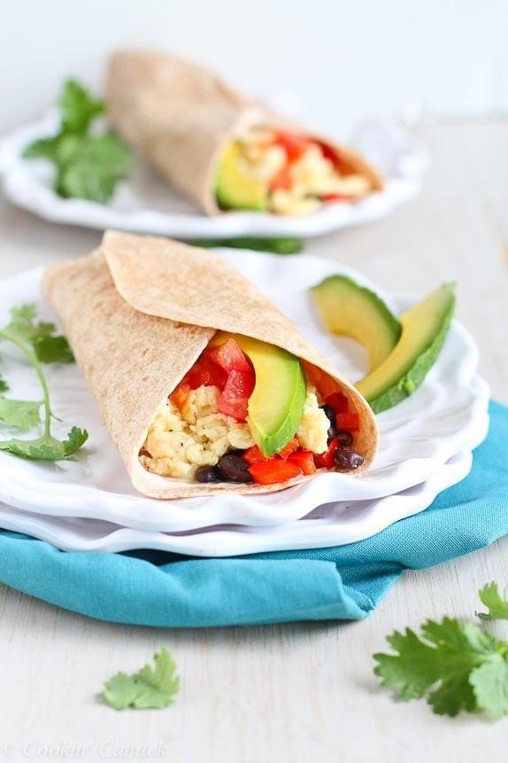 Healthy Breakfast Wrap Recipes  Healthy Breakfast Wrap Recipes