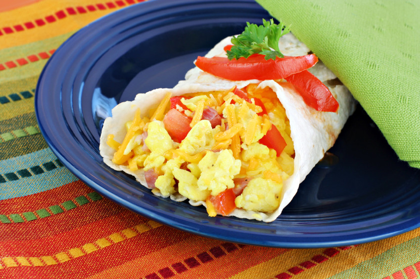 Healthy Breakfast Wrap Recipes  6 Healthy Breakfast Wrap Recipes That Are Easy to Make
