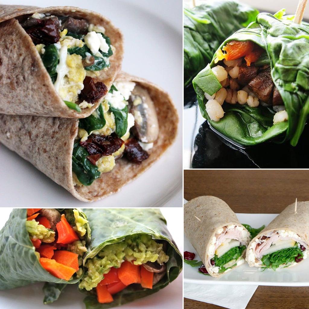 Healthy Breakfast Wrap Recipes  Healthy Wrap Recipes