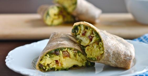 Healthy Breakfast Wrap Recipes  56 Cheap and Healthy Breakfast Recipes