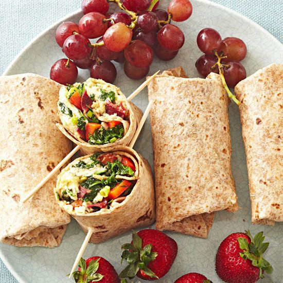 Healthy Breakfast Wrap Recipes  64 best ideas about Greens for Wraps and Rolls on