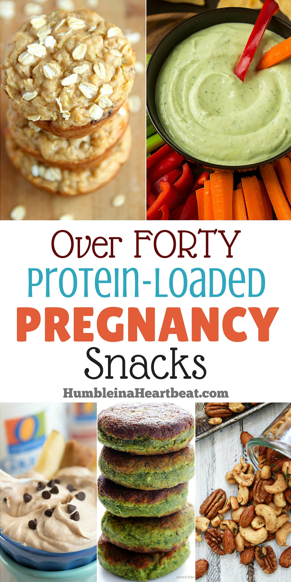 Healthy Breastfeeding Snacks  40 Amazing Pregnancy Snacks with Tons of Protein