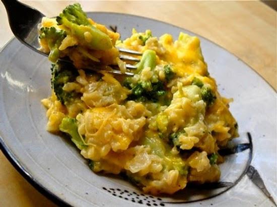 Healthy Broccoli And Rice Casserole  Versatile Broccoli Casserole