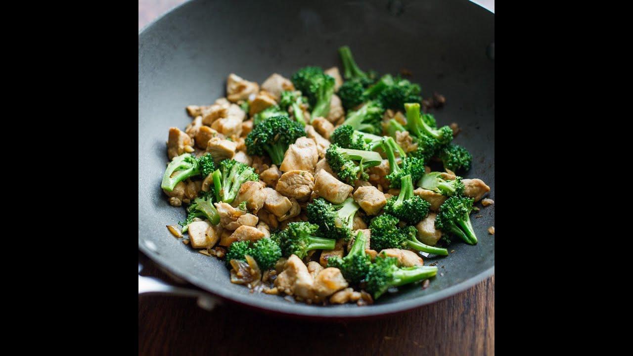 Healthy Broccoli Recipes  healthy chicken broccoli recipes