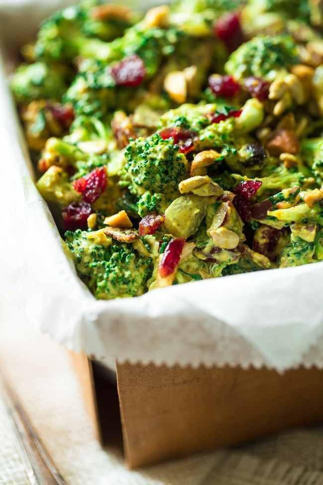 Healthy Broccoli Salad Recipe  Healthy Broccoli Salad Paleo